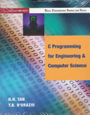 C Programming for Engineering and Computer Science  B E S T  Series