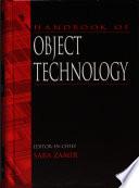 Handbook Of Object Technology