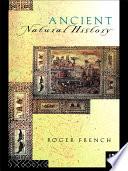Ancient Natural History