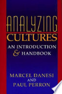 Analyzing Cultures