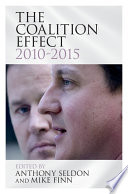 The Coalition Effect, 2010–2015