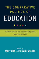The Comparative Politics of Education