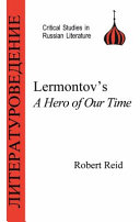 Lermontov s Hero of Our Time