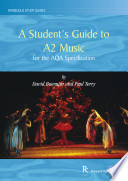 Student s Guide to A2 Music