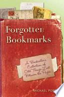 Forgotten Bookmarks