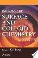 Handbook of Surface and Colloid Chemistry  Fourth Edition