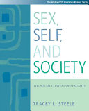 Sex  self and society