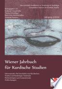 Wiener Jahrbuch für Kurdische Studien (Ausgabe 2/2014)