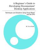 A Beginner s Guide to Developing Documentum Desktop Applications