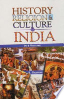 History  Religion and Culture of India