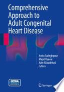 Comprehensive Approach To Adult Congenital Heart Disease book
