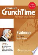 Emanuel CrunchTime for Evidence