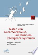 Testen von Data Warehouse  und Business Intelligence Systemen