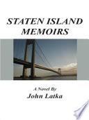 STATEN ISLAND MEMOIRS