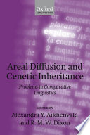 Areal Diffusion and Genetic Inheritance
