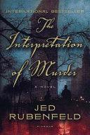 The Interpretation of Murder Book