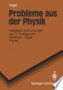 Probleme Aus Der Physik