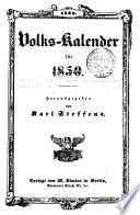 Steffens Volks-Kalender