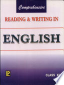 Comprehensive Reading   Writing in English XII