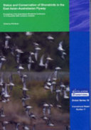 Status and conservation of shorebirds in the East Asian Australasian flyway