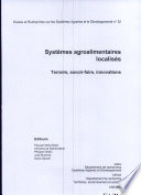 Syst  mes agroalimentaires localis  s