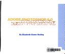 Adobe Photoshop 6 0