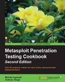Metasploit Penetration Testing Cookbook