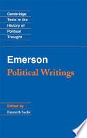 Emerson Political Writings