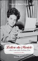 Lettere da Mariele    Oltre le note dello Zecchino d oro