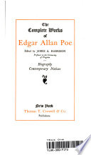 The Complete Works of Edgar Allan Poe Volume I