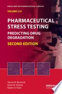Pharmaceutical Stress Testing