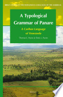 A Typological Grammar of Panare