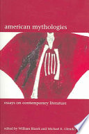 American Mythologies Of American Studies A Reinvention That