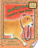 Book Martha Walks the Dog