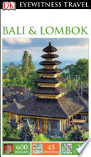 DK Eyewitness Travel Guide  Bali   Lombok
