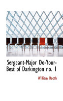 Sergeant-Major Do-Your-Best of Darkington