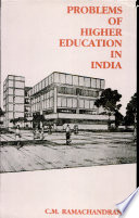 Problems of Higher Education in India Book PDF