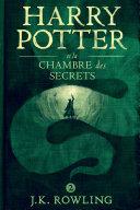 couverture Harry Potter et la Chambre des Secrets