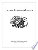 Twenty Carols for Trombone or Baritone - Volume 1