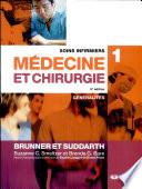 Soins infirmiers en médecine et chirurgie 1