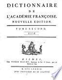 Dictionnaire de l Acadm  ie fran  ise