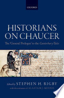 Historians on Chaucer
