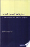 Freedom of Religion Pdf/ePub eBook