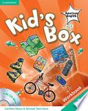 Kid s Box American English Level 3 Workbook with CD ROM