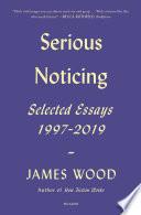 Serious Noticing Book PDF