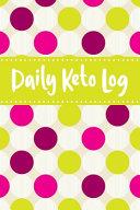 Daily Keto Log