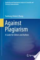 Against Plagiarism