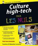Culture  High Tech  Pour les Nuls