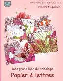 BROCKHAUSEN Livre du Bricolage Vol  1   Mon Grand Livre du Bricolage   Papier    Lettres