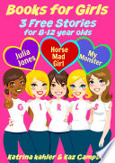 Books For Girls - 3 Free Books for Girls aged 8-12